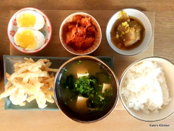 Ka Udon Bar - śniadanie