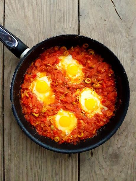 20180417 111841 - Szakszuka - idealne śniadanie
