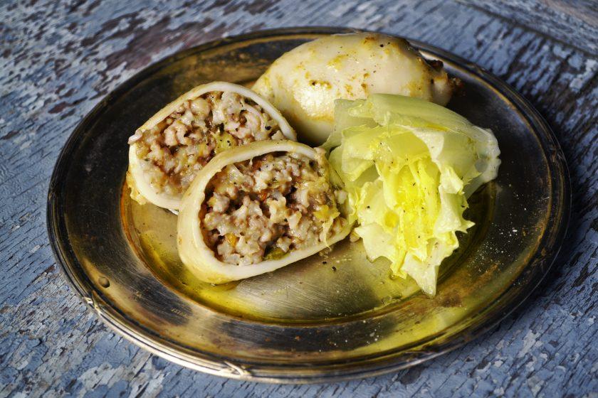 stuffed calamari 2083219 840x560 - Chorwackie faszerowane kalmary