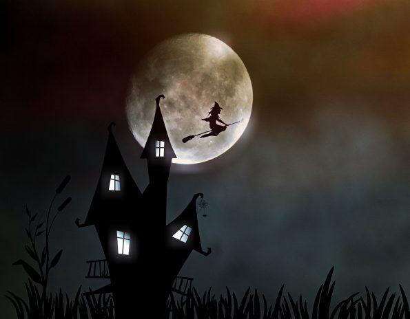 """witchs house 1635770 595x464 - """"Czekając na męża"""" - Andrzejki"""