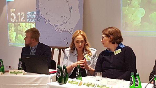 """20181205 125510 595x335 - Konferencja """"Perspektywy rozwoju polskiego winiarstwa"""""""
