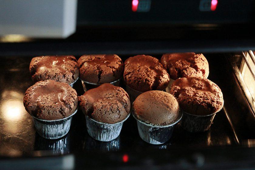 food 1789134 840x560 - Czekoladowe muffiny na porto