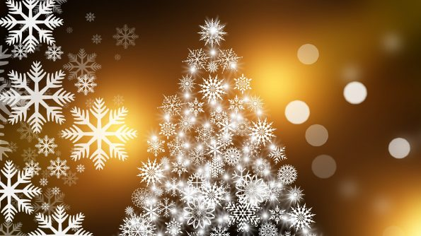 christmas card 574742 1920 595x334 - [Wino i kuchnia] Wino na Wigilię