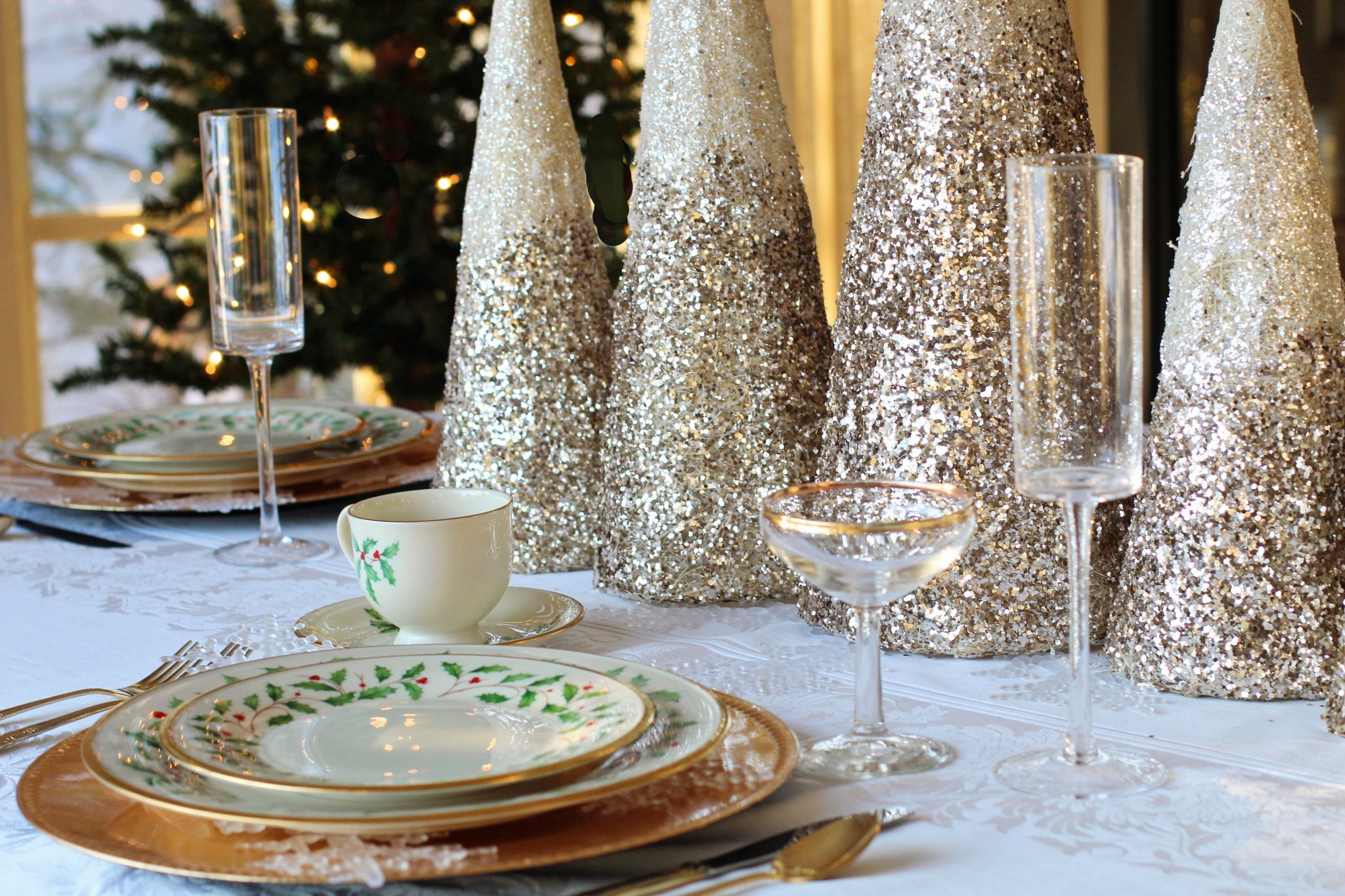 christmas dinner 1926937 - [Wino i kuchnia] Wino na Wigilię